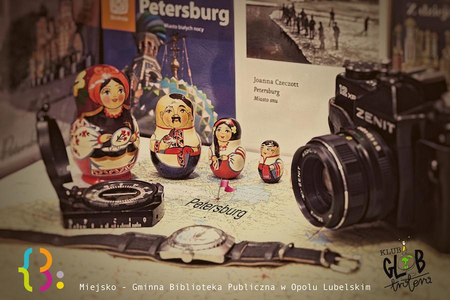 Wkrótce wyprawa doPetersburga!