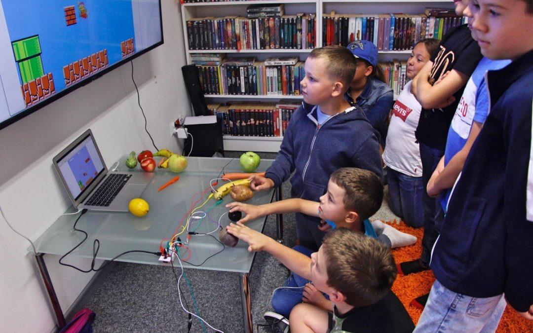 Podsumowanie drugiej części wakacyjnych zajęć dla dzieci.